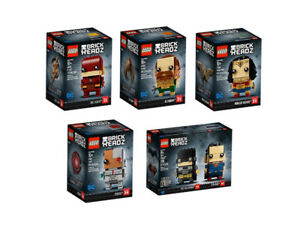 Lego Brickheadz Justice League