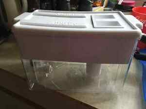 Brita water container and unopened filters