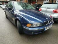 1998 BMW 5 Series 520i Left Hand Drive Saloon Petrol Manual