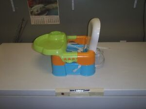 1st Booster Seat/Tray