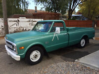 70 Chevy Pick-up