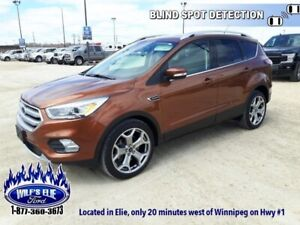 2017 Ford Escape Titanium   - Smart Phone Start !