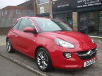 2015 Vauxhall ADAM 1.2 VVT 16v ( 70ps ) JAM 3DR 15 REG Petrol Red