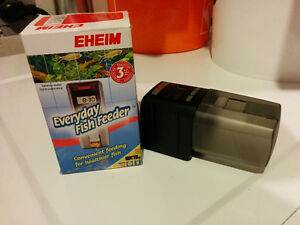 Eheim Fish Feeder - Digital, Rotating - $30 OBO