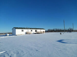 Beautiful Mobile on 5 acres right outside of Drayton Valley