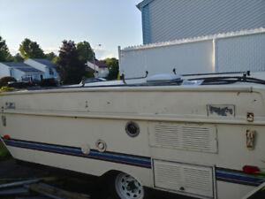 Tente roulotte Flagstaff 96 pour pièce