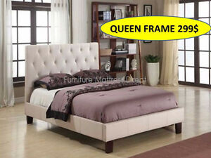 BEST DEALS ON BED FRAMES FROM 149$ ONLY..OPEN 7 DAYS A WEEK