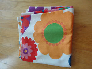 Brand new summer spring floral print colourful fabric sewing London Ontario image 2