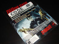 PLAYSTATION 3-SYNDICATE-ONLINE CONTENT CODE