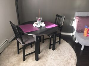 Ikea buy or sell dining table sets in winnipeg for Dining room tables kijiji winnipeg