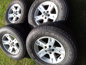 Mags Ford ranger 16 pouces