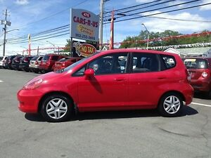 2008 Honda Fit DX Was $5,995 Plus Tax Now $5,995 Tax In!