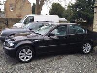 2004 BMW 318 i SE 4 door EXCELLENT CONDITION E46 4 DOOR FSH LONG MOT PX SWAP WELCOME