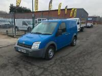 Ford Transit Connect 1.8TDCi ( 90PS ) Low Roof Van T200 SWB L full mot