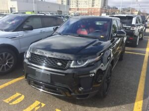 2018 Land Rover Range Rover Evoque HSE Dynamic SUV, Crossover