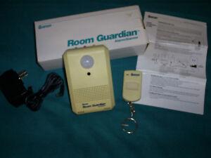 Remote Controlled (Portable) Room Alarm