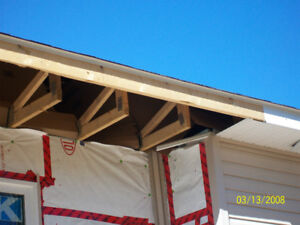 Not just Storm Repairs for Siding, Facia, and Roofing.