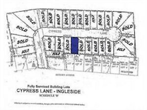 VACANT FULLY SERVICED LOT IN INGLESIDE