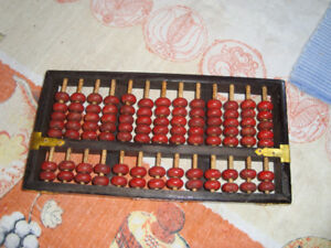 Chines Abacus