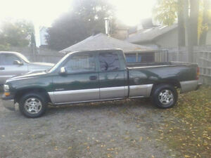 2002 Chev 1500 2wd pick up. $2000 TAKES IT