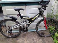 Men's/Boys Monster CBR Mountain Bike