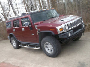 2005 HUMMER H2 4X4  Cash/trade/lease to own terms