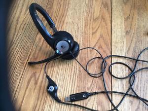 Headsets - Logitech USB