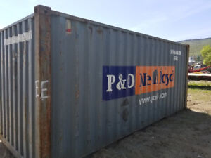 Shipping containers for sale Sea Cans