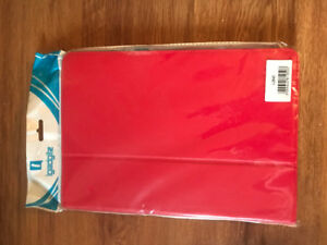 Case Cover Rouge pour Samsung Galaxy NotePro 12,2''