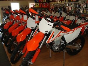 KTM 2017 & Non Current Summer Sales Event