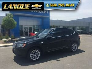 2012 BMW X3 Drive35i  WOW!!! CHECK OUT THIS AMAZING PRICE!!! Windsor Region Ontario image 2