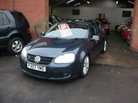 2007 Volkswagen Golf 1.4 TSI ( 170ps ) 2007MY GT 129,857 Miles