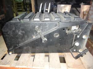 rack pour 3 batteries neuf camion lourd