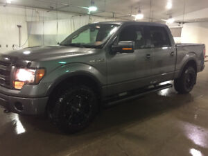 2014 Ford F150 FX4 Supercrew 4x4