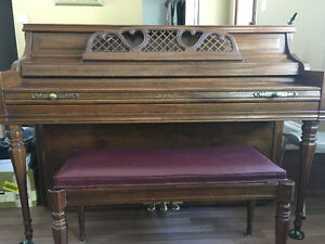 Kimball piano/great sound