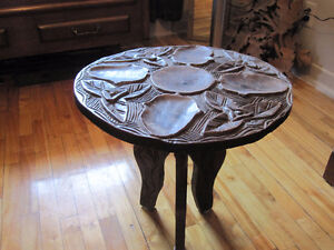table decorative