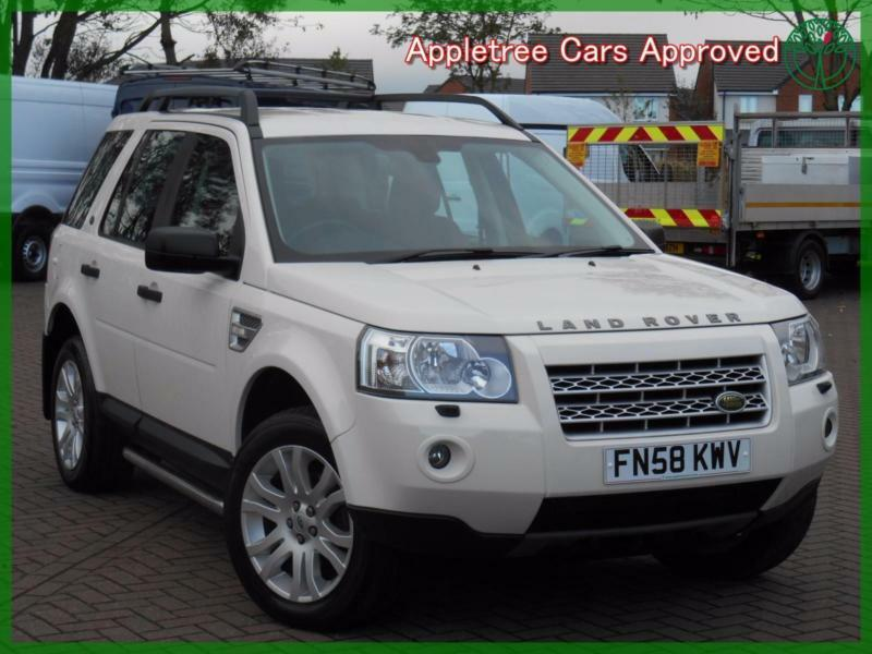2008 (58) Land Rover Freelander 2 2.2Td4 GS