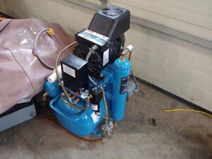 Tech West Dental Air Compressor Equipment Hygiene Chair
