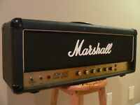 Tête amplificateur Marshall JCM800 50W 2204 ORIGINAL!