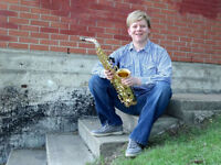 Piano, Sax Lessons & Accompanying