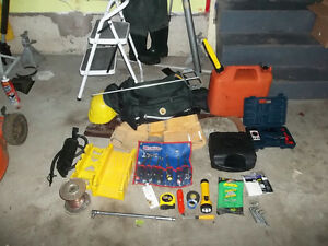 over 145 pieces of various hand tool for only $180