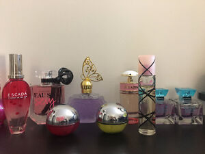 BRAND NEW/BARELY USED PERFUMES