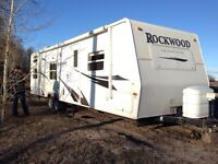2008 rockwood ultra lite 32ft'er