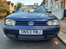 VW GOLF TDi 1.9 Diesel 2004