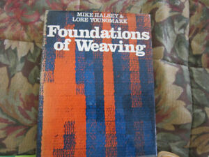 FOUNDATIONS OF WEAVING -Book