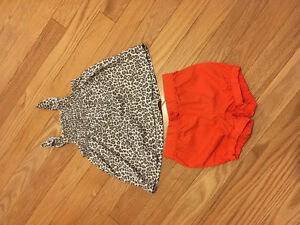 2 piece carters outfit never worn