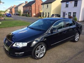2008 VOLKSWAGEN PASSAT SPORT TDI FULL MOT CR MODEL