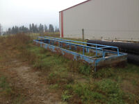 Portable Silage Feeders