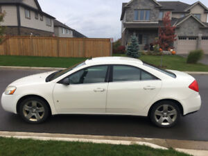 2008 Pontiac G6 - 2.4 L - Selling As Is