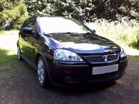 Vauxhall Corsa 1.8 SXi 06reg 5door very rare best model only 50k miles